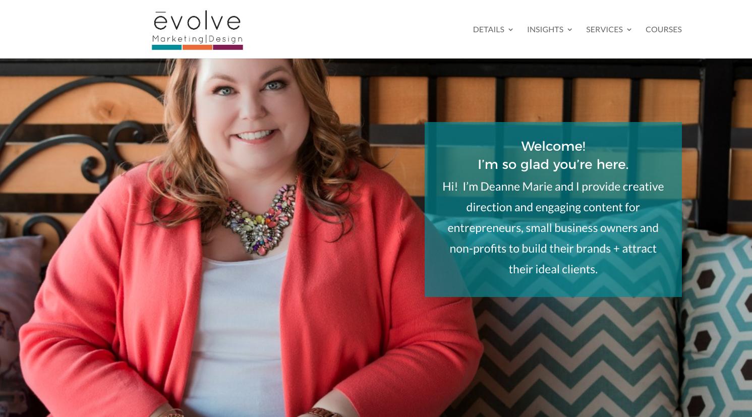 E-volve marketing and design