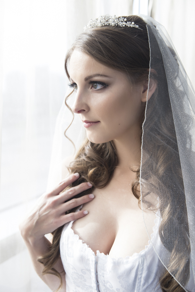 Make your wedding day even more special with Bridal Boudoir