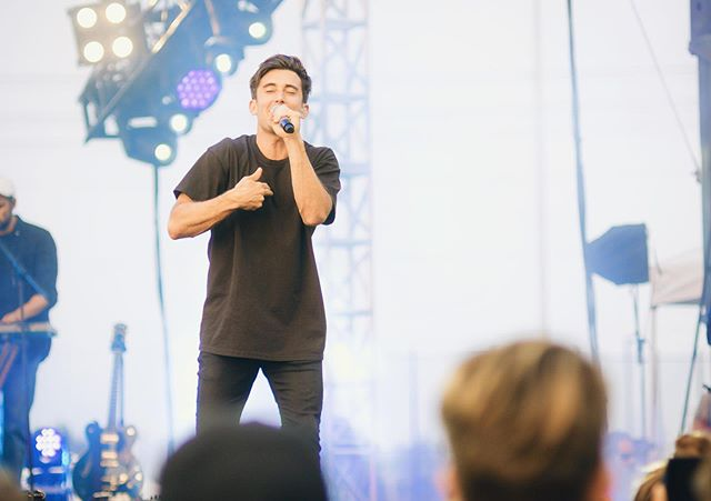 Good News Today is a free event at Hillsboro Stadium on August 11th, 2019 at 5pm featuring music by Crowder, Phil Wickham, Andy Mineo, Sarah Reeves & an encouraging message by Jose Zayas with an opportunity for people to respond in faith to Jesus Christ.
