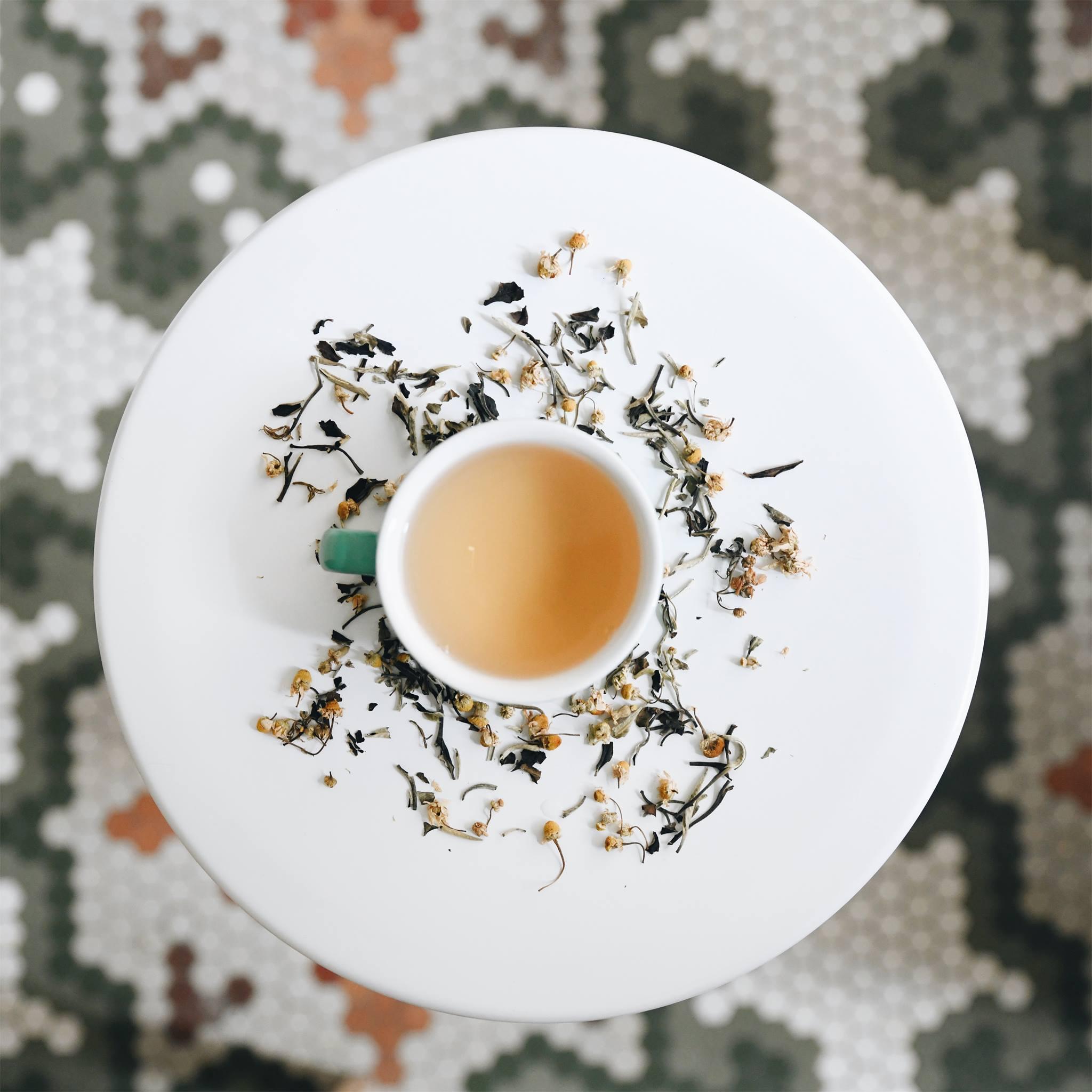 White Cloud Tea