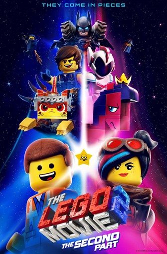 Aug 7th: The Lego Movie 2
