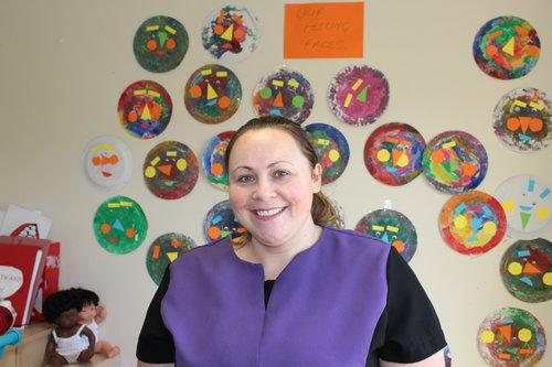 Amanda Williamson - Childcare Practitioner
