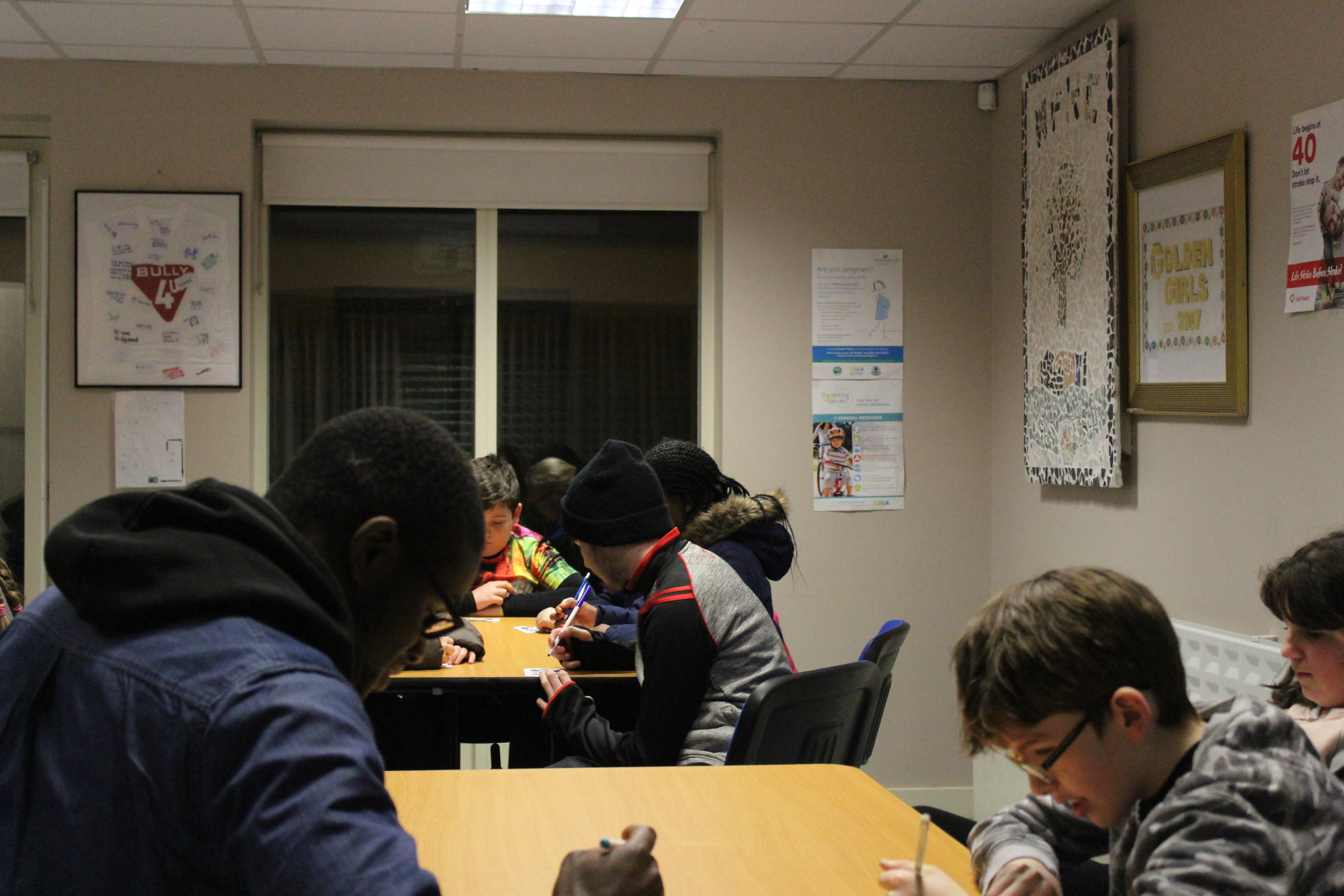 Homework Club - The Homework Club runs on Tuesday or Wednesday for children from third, fourth, fifth and sixth class.The club offers a safe, friendly and supportive environment for young people to develop a positive attitude towards learning and homework, as well as having fun!
