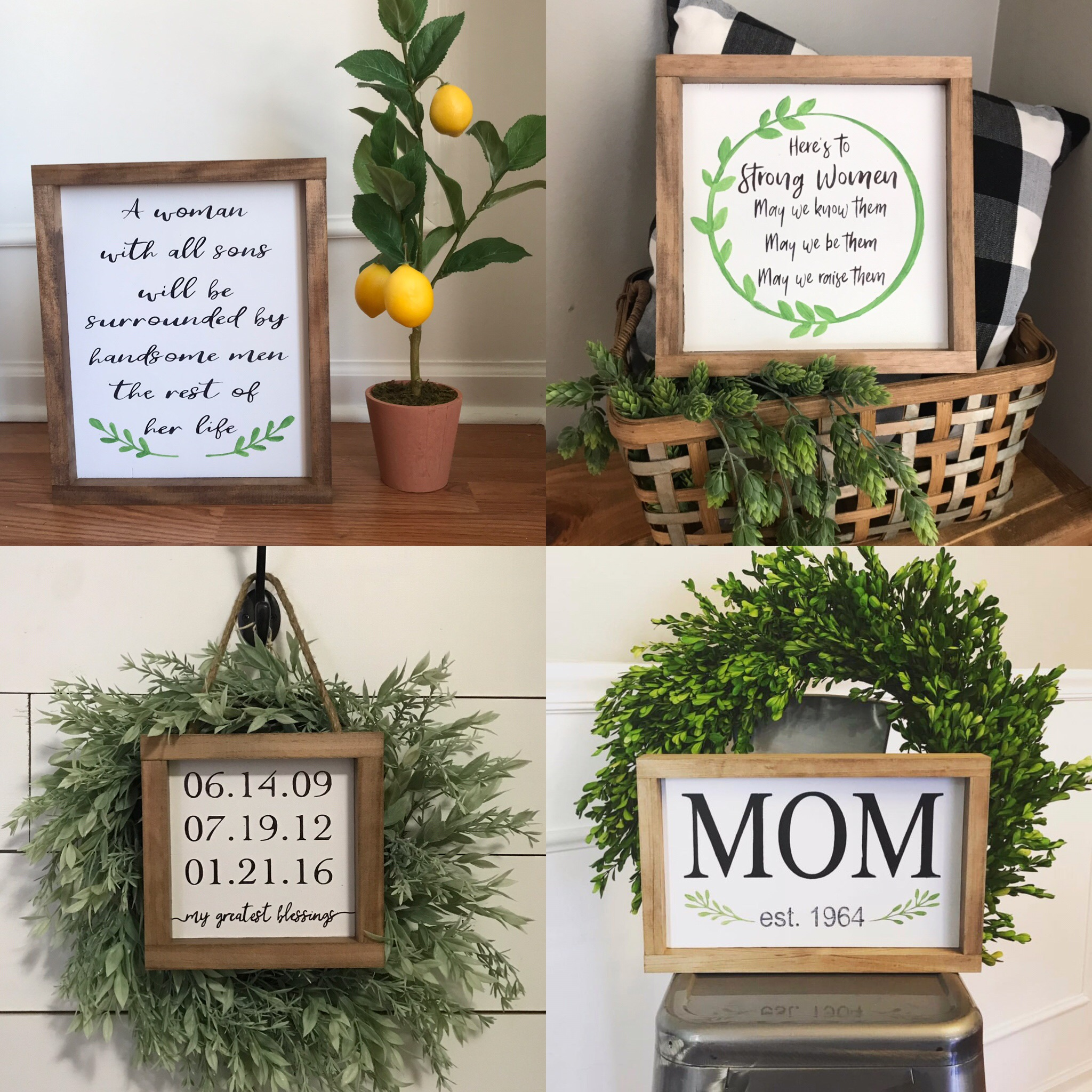 2019 Mother's Day preview