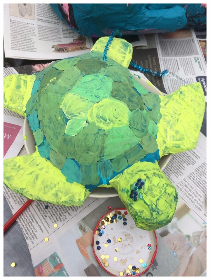 How to make paper mache art for kids | 960x720