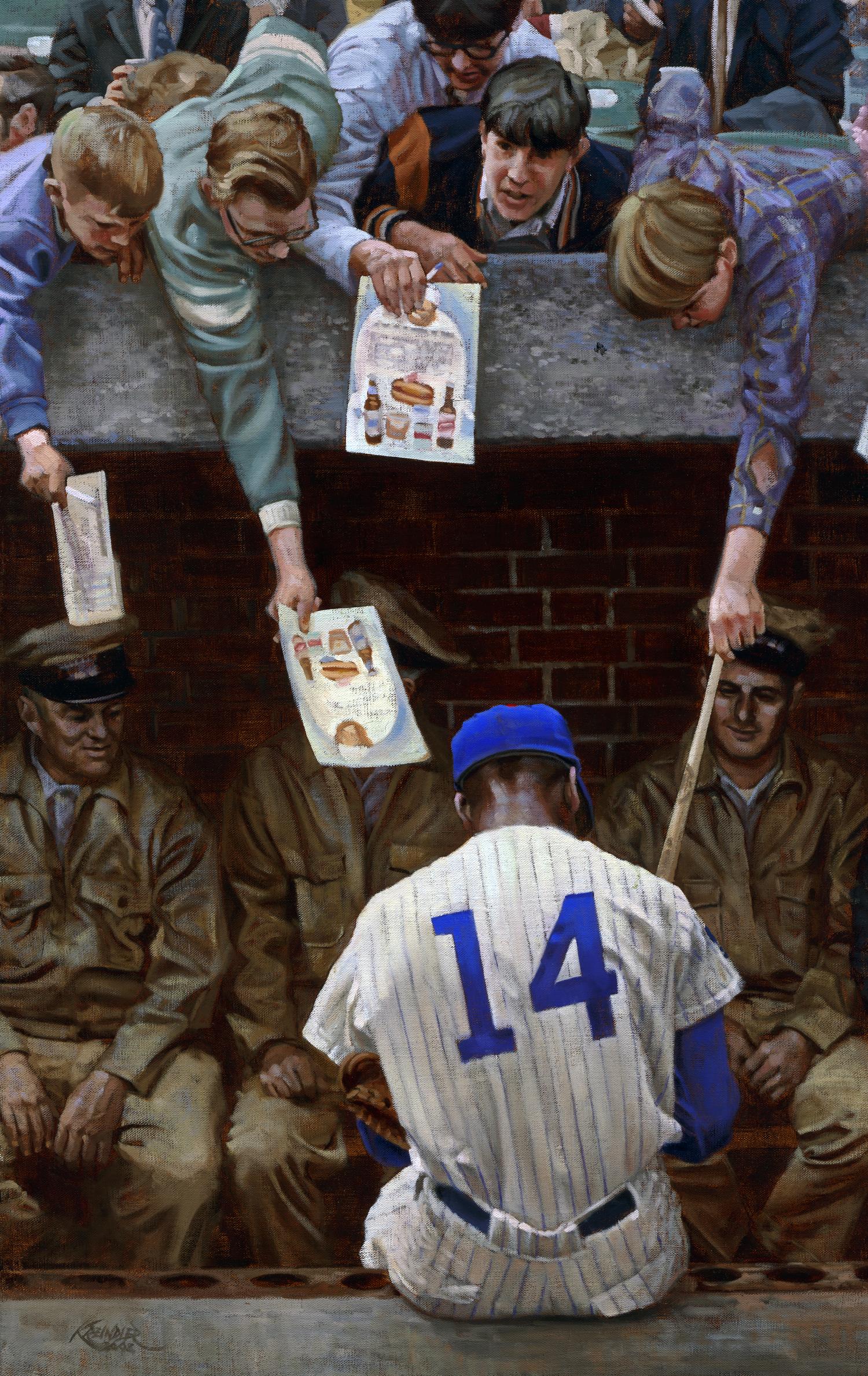 Ernie Banks, 1969