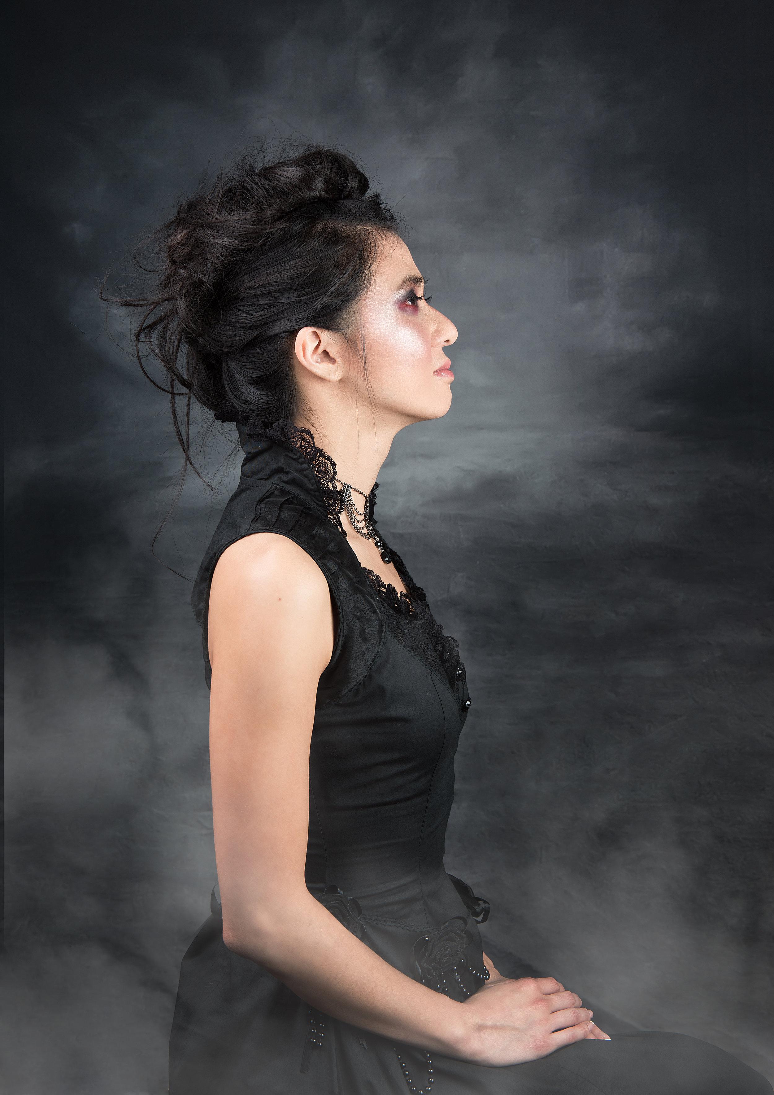 Victorian Goth Profile