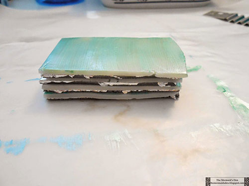 Polymer Clay Tutorial: Ripple Blade Cane