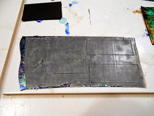 Polymer Clay Tile Box Tutorial