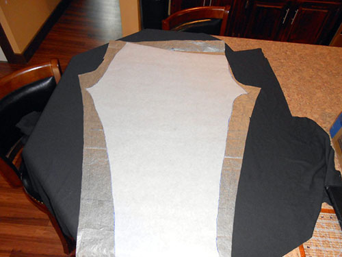 How to Make Your Own Leggings from an Existing Pair