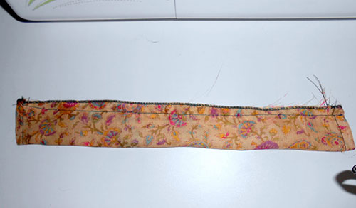 Sewing Tutorial: Make a Quick and Easy Silk Headband