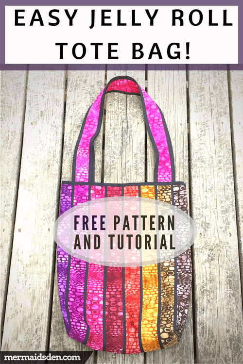 How to Make a Stained Glass Tote Bag