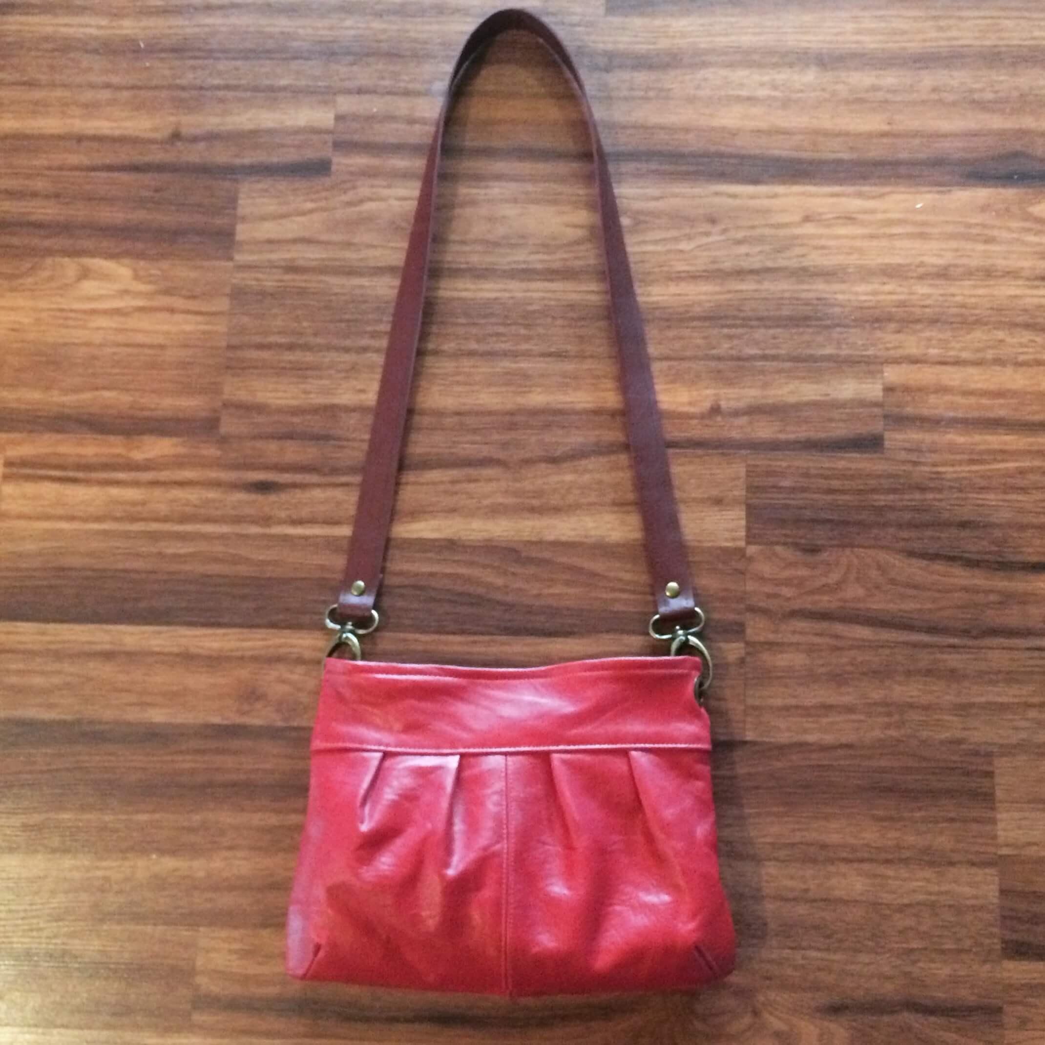Layla Bag Pattern Review