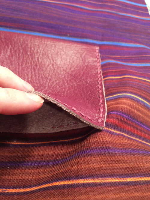 Leather Tote Bag Tutorial: Beginner Leatherworking Project