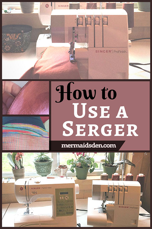 How to Use a Serger: A Comprehensive Guide to the Singer ProFinish Serger