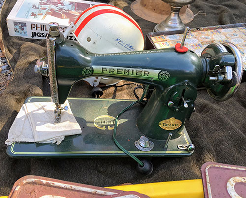 Vintage Sewing Machines I Didn't Buy and Why — The Mermaid's Den