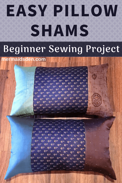 Sew This Easy Pillow Sham