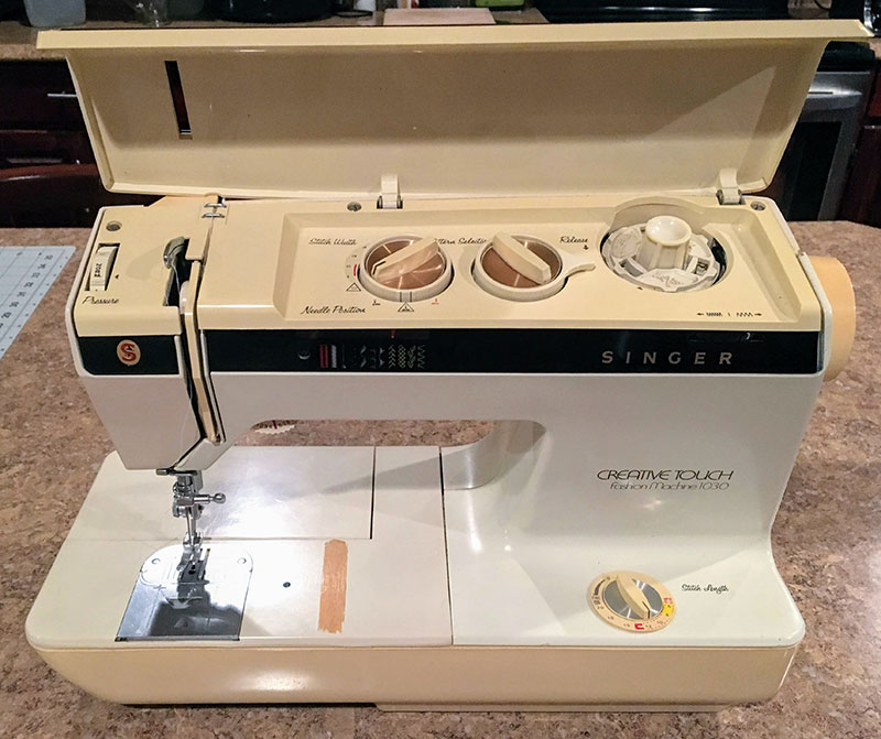 Singer Creative Touch Sewing Machine