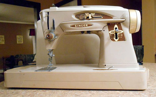 Singer 503A Rocketeer Sewing Machine