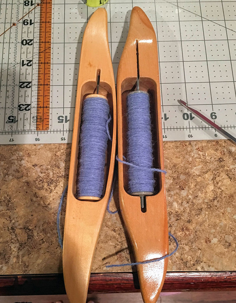 Leclerc Artisat Floor Loom: Review and First Project