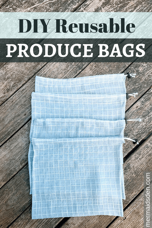 Make Your Own Reusable Produce Bags
