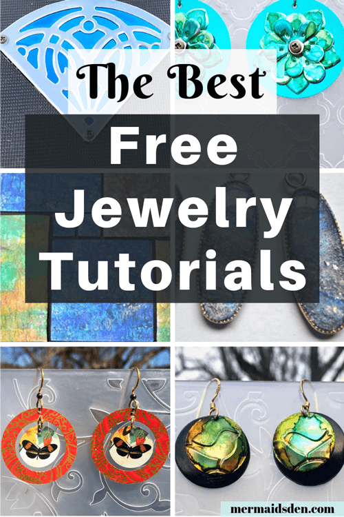 All Jewelry Tutorials from the Mermaid's Den