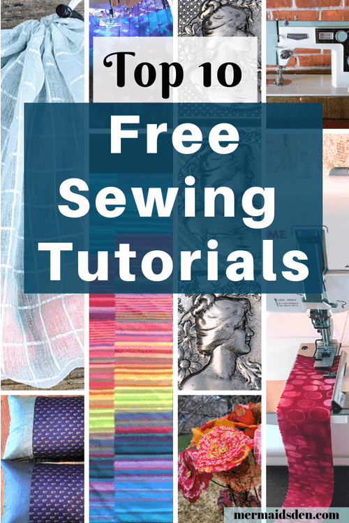 Top 10 Sewing Tutorials and Projects of 2018