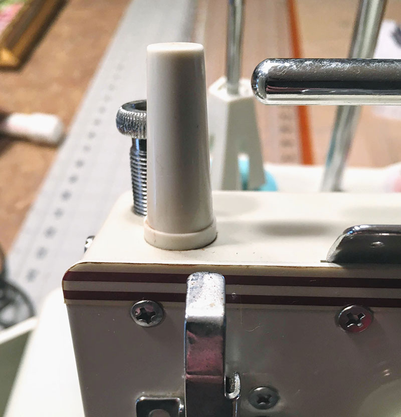 Simplicity Easy Lock Serger SL800