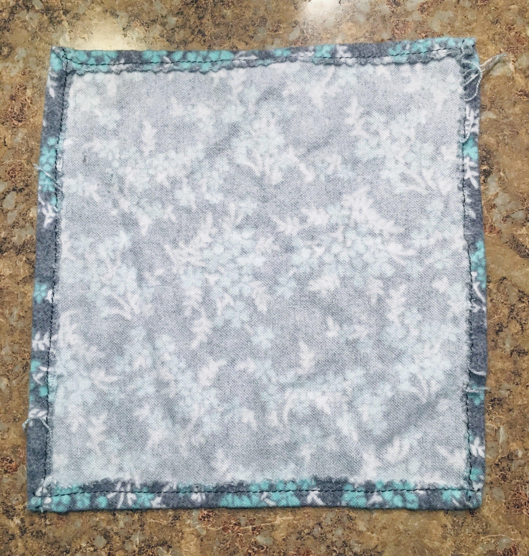 Easy DIY Zero Waste Handkerchief