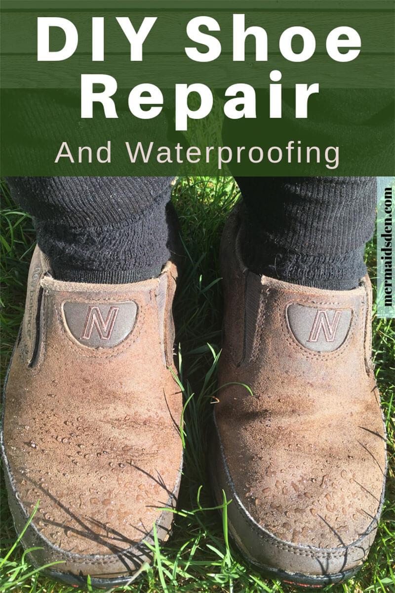 Shoe Repair and Waterproofing