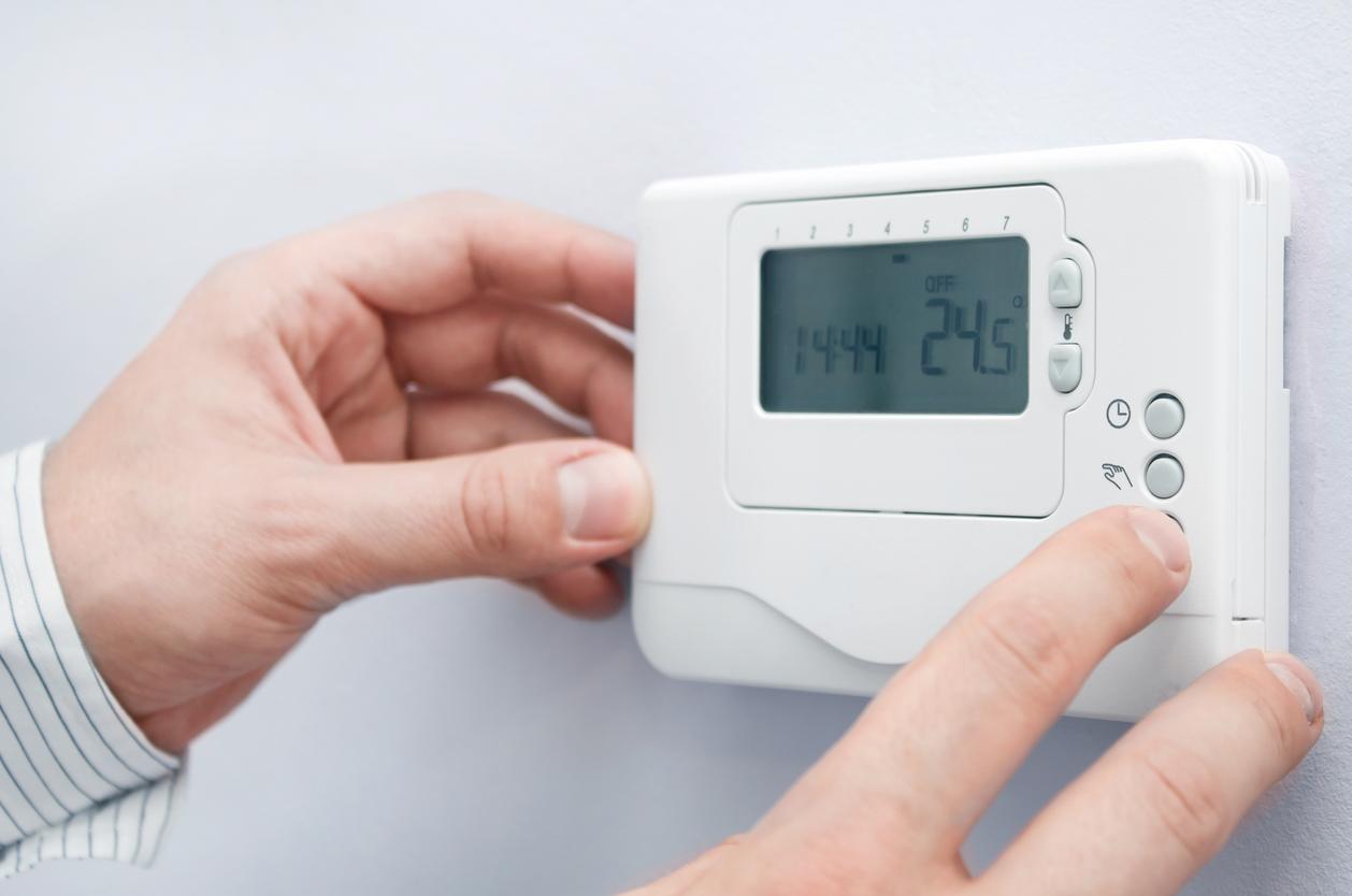 New heat & AC System -