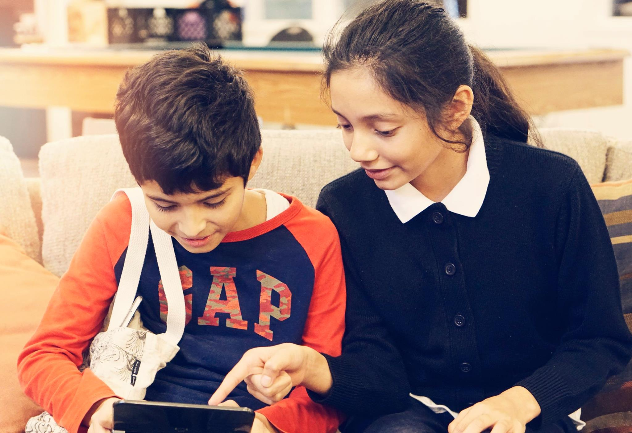 Our younger youth have access to tutoring, sports, digital arts and music at PAL.