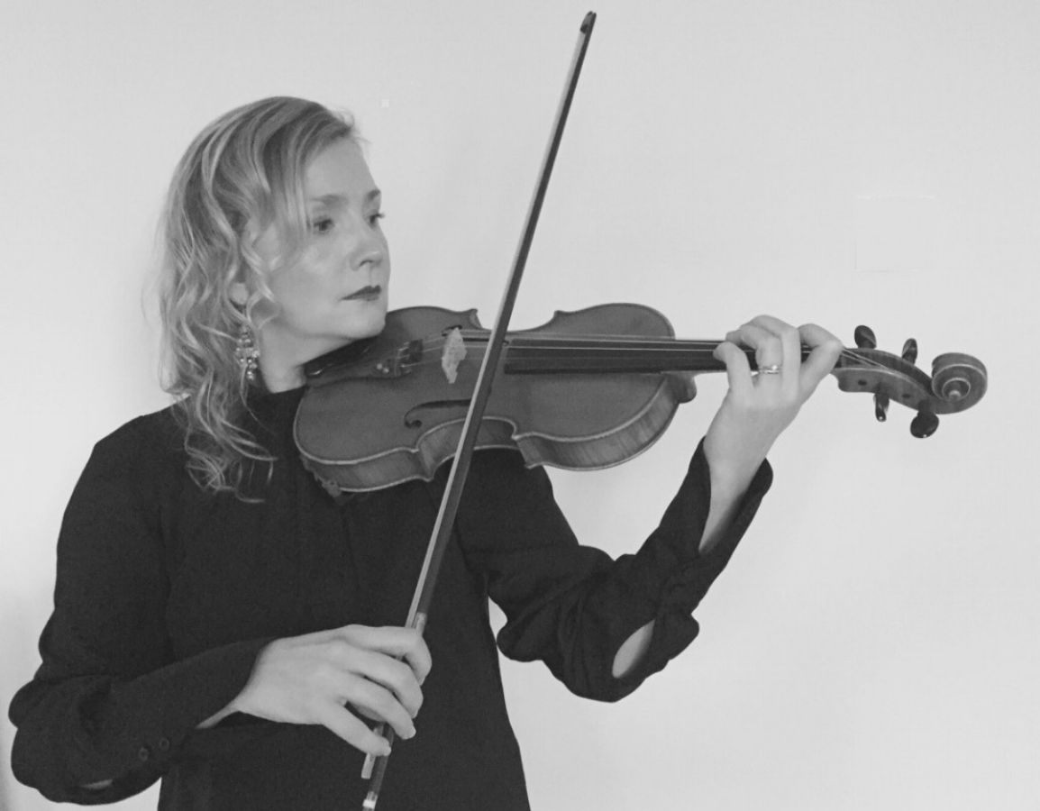 Tess (Violin Tutor)   Tess, originally from Gothenburg, Sweden has been playing the violin since the age of 7.  She has studied with renowned professors Milan Vitek, Mihaela Martin and Lydia Mordkovich in Sweden, Germany and the UK,and has a soloist degree from Gothenburg College of... More