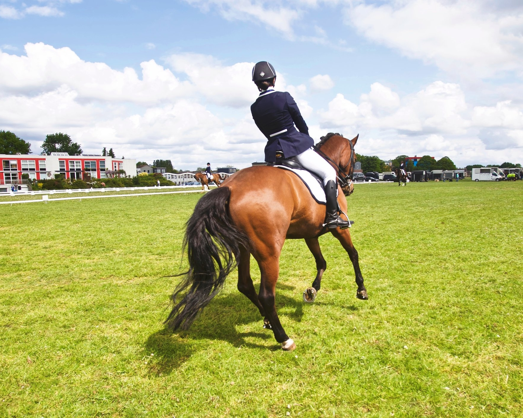 Equestrian - The school enters a team each year in the Interschool Hunter Trials and this team competes regularly throughout the year in Interschool Showjumping Events.