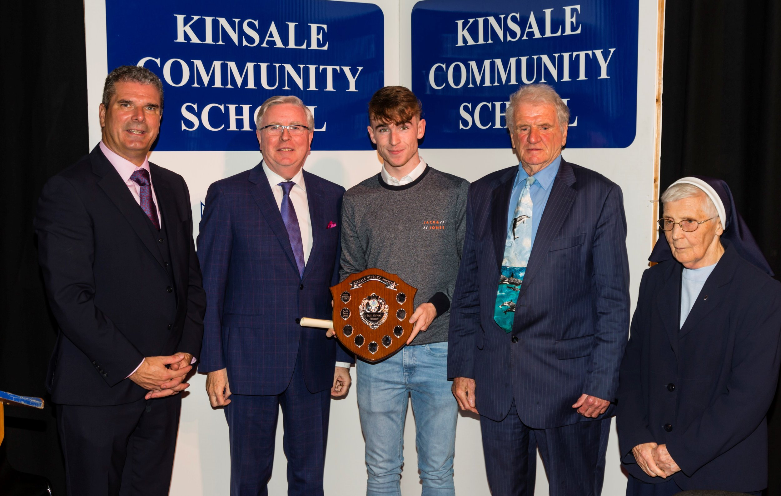 Kinsale Historical Society Award - David Barry.jpg