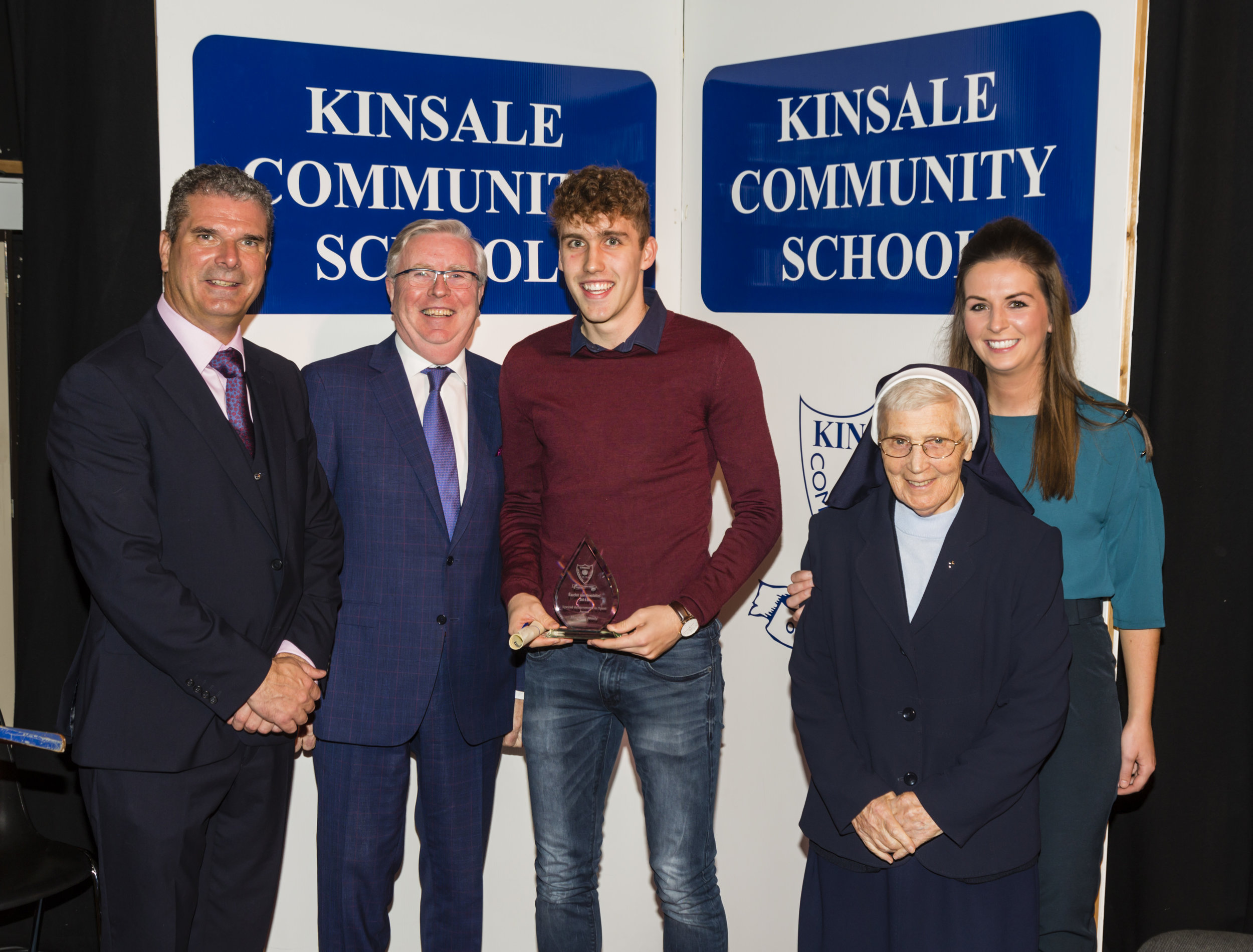 Special Achievement in Sport - Matthew Healy accepted by his brother Chris Healy.jpg