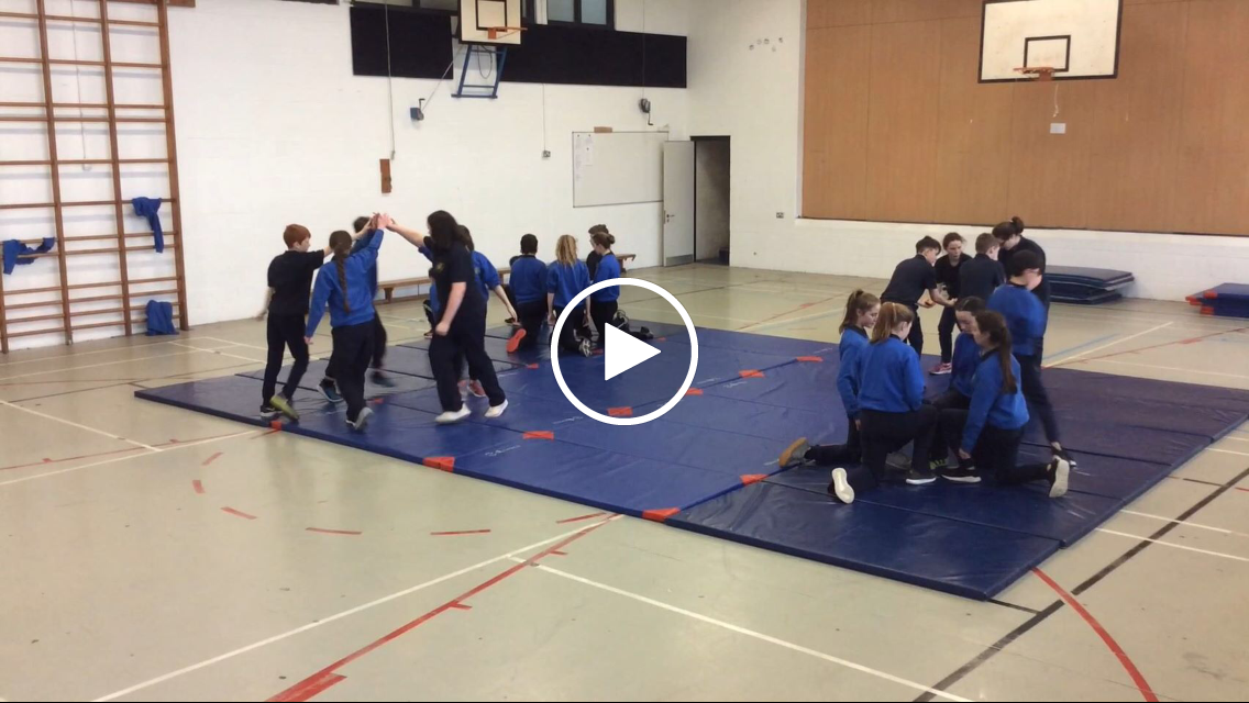 1A8 under the guidance of Ms Hayes demonstrate the gymnastic skills they learned this term with an incredible whole class performance this afternoon. Click the link below to view.