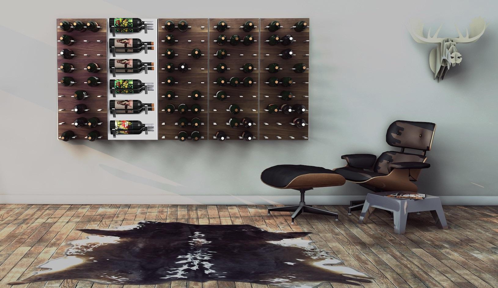 modern wood and metal wine racks.jpg
