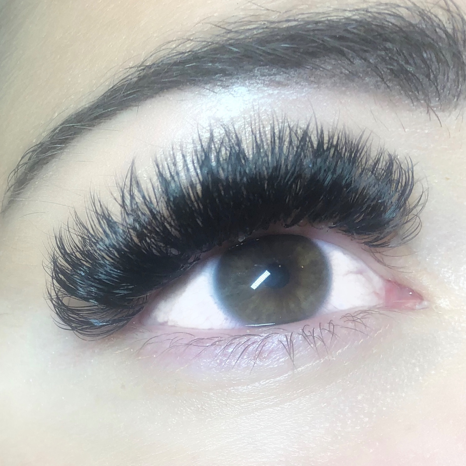 - Mega Volume Lashes are the most dramatic form of lash extensions. It creates the fullest lash line possible. This look is perfect for clients that want super full and glamorous lashes. If you think more is better, this style is for you.