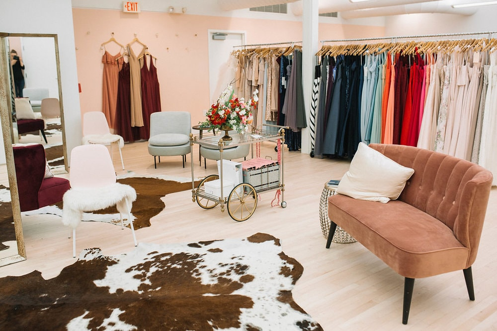 Gilded Social: The Fancy Occasion Shop Opens on Gay Street - The Metropreneur ~ February 19, 2018