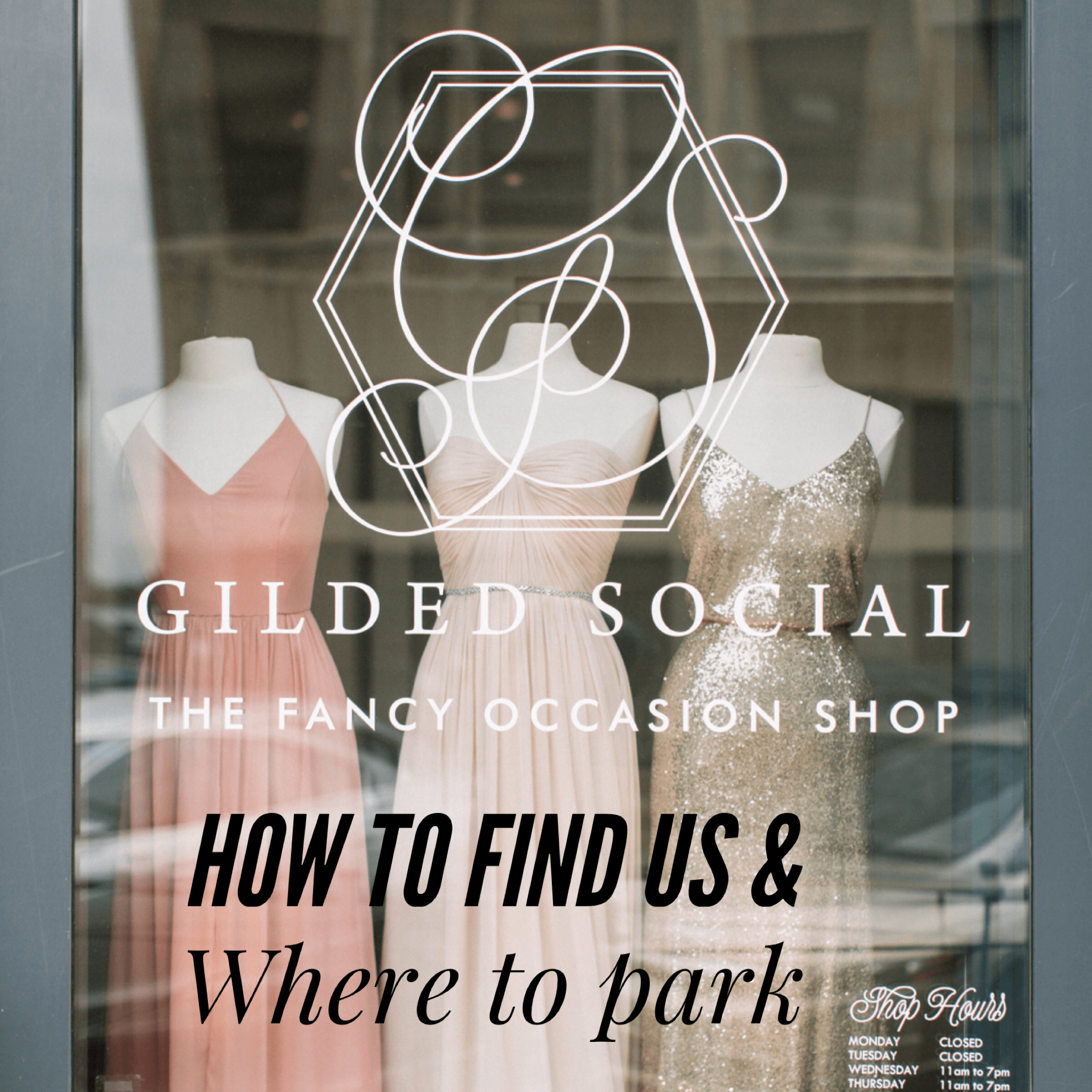 Gilded Social is downtown Columbus on Gay St