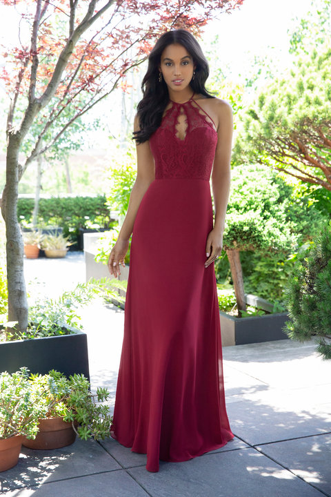 Hayley Paige Occasions Style 5857 at Gilded Social