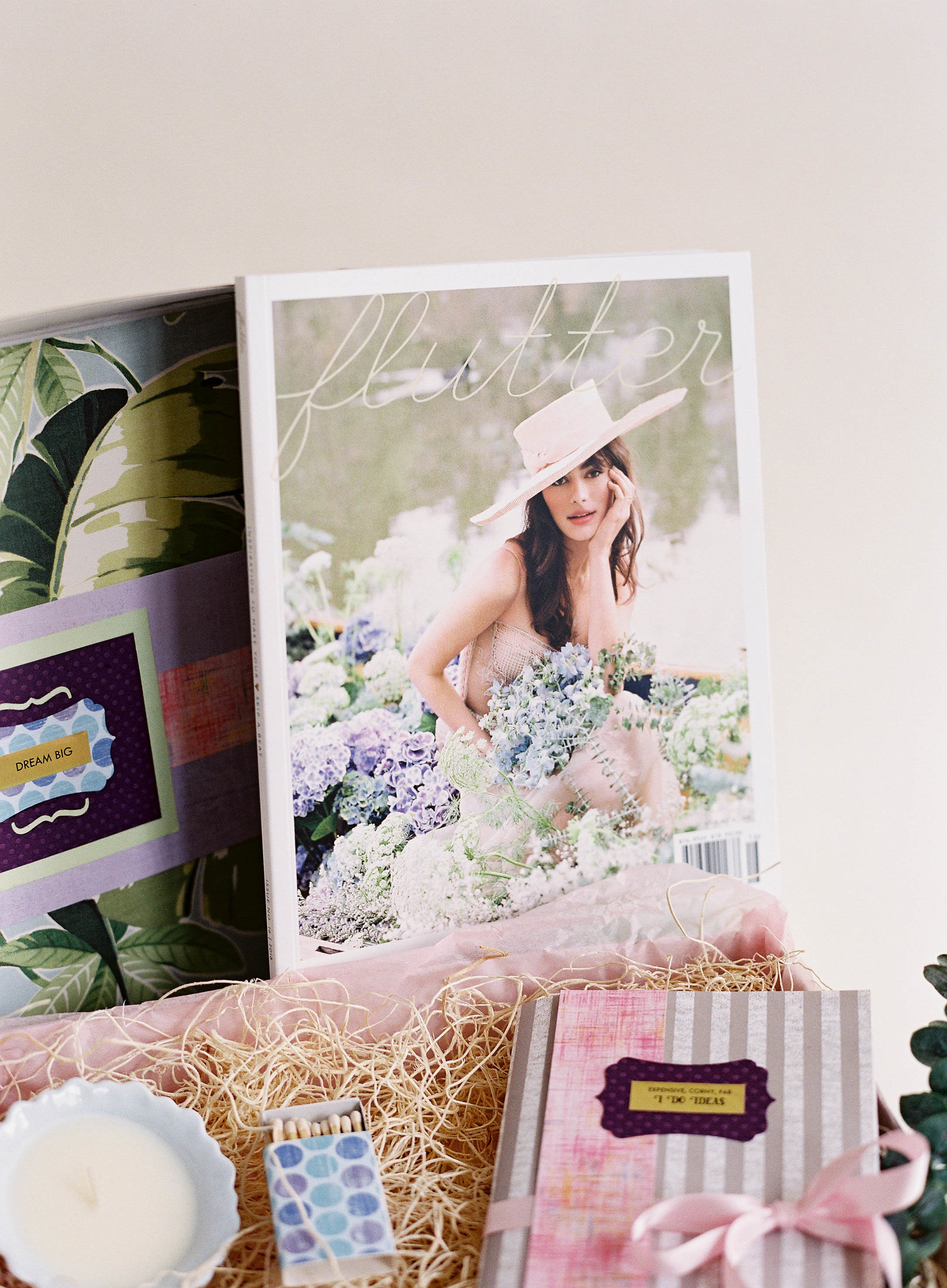 Flutter magazine issue 16 Trunk Show Giveaway