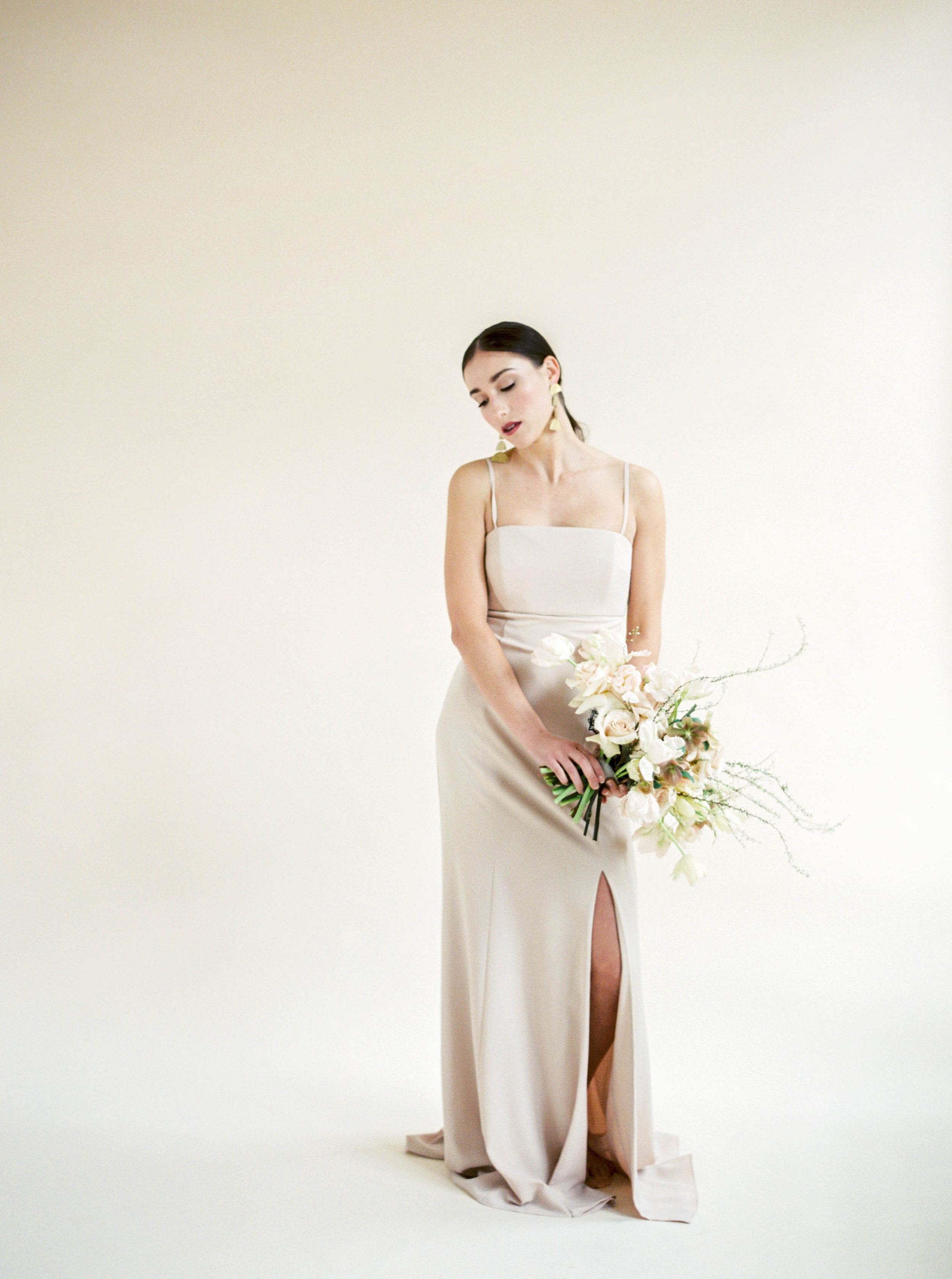 Columbus Ohio styled shoot featuring Bray by Amsale Bridesmaids