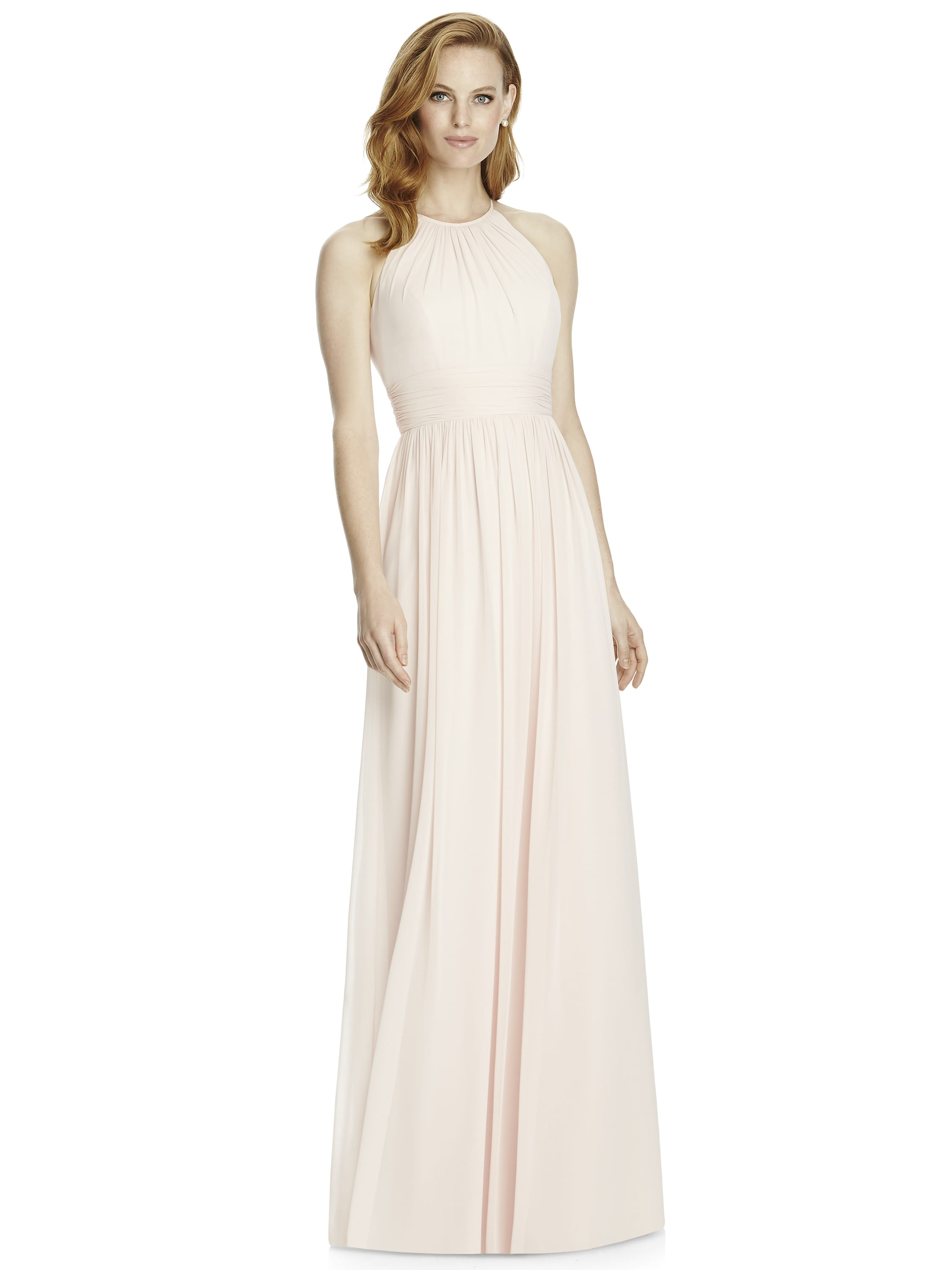 Studio Design by Dessy Group style 4511 in ivory chiffon