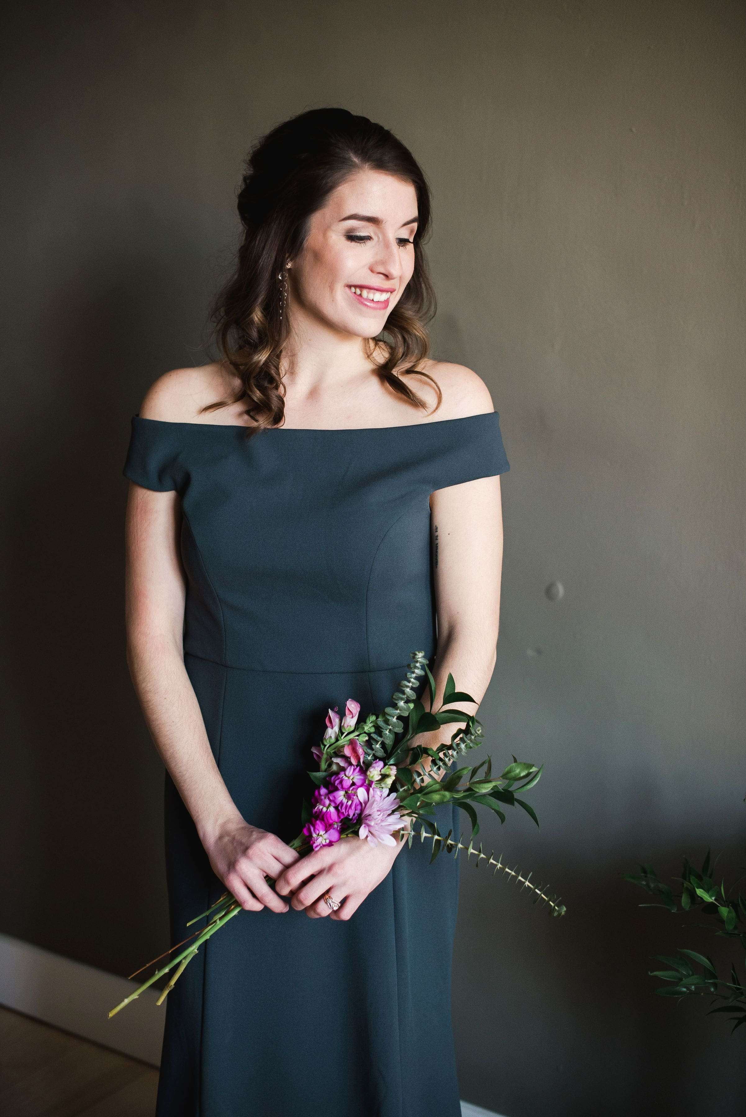 Styled shoot featuring Larson in Spring 2019 trends shoot in Columbus Ohio for Oh the Heart