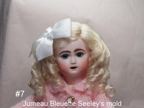 Premier Jumeau Bleuette