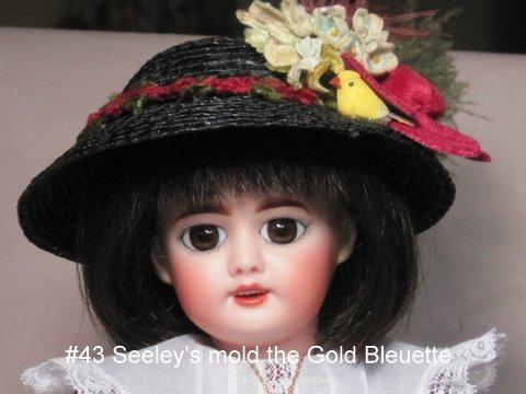 """Bleuette """"Gold"""""""