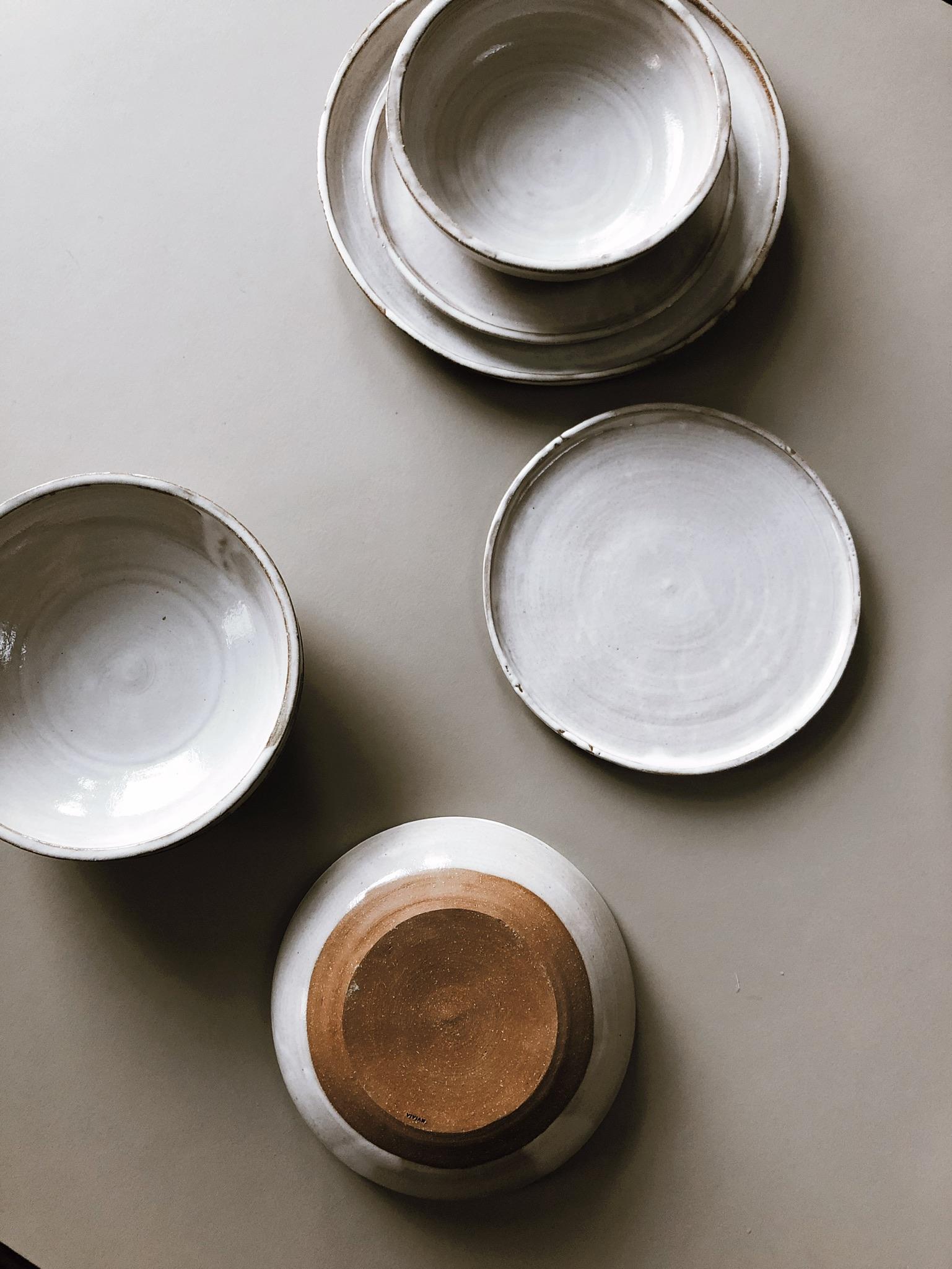 Custom Dinnerware Set -