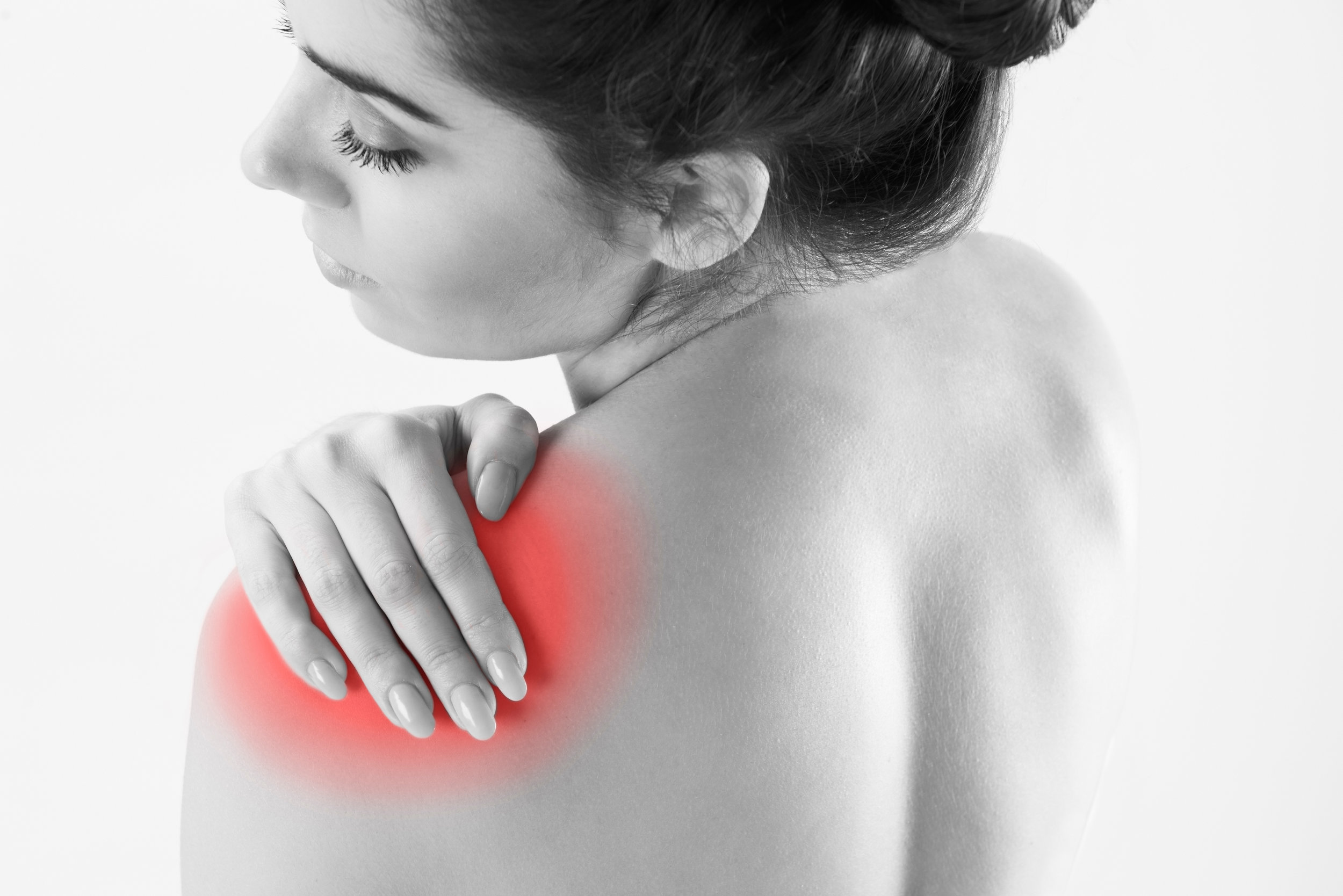 Chronic shoulder pain from injury, frozen shoulder, or rotator cuff problems can be solved with nonsurgical treatment at Beaver County Spinal Disc & Neurology Center.